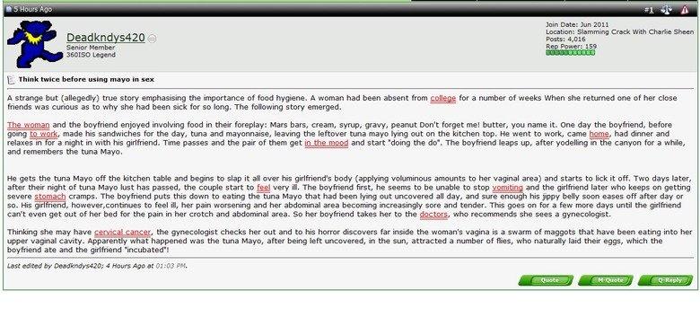 WTF DID I JUST READ????????. just WTF....... WTF mayo weird Xbox iso flashed JTAG