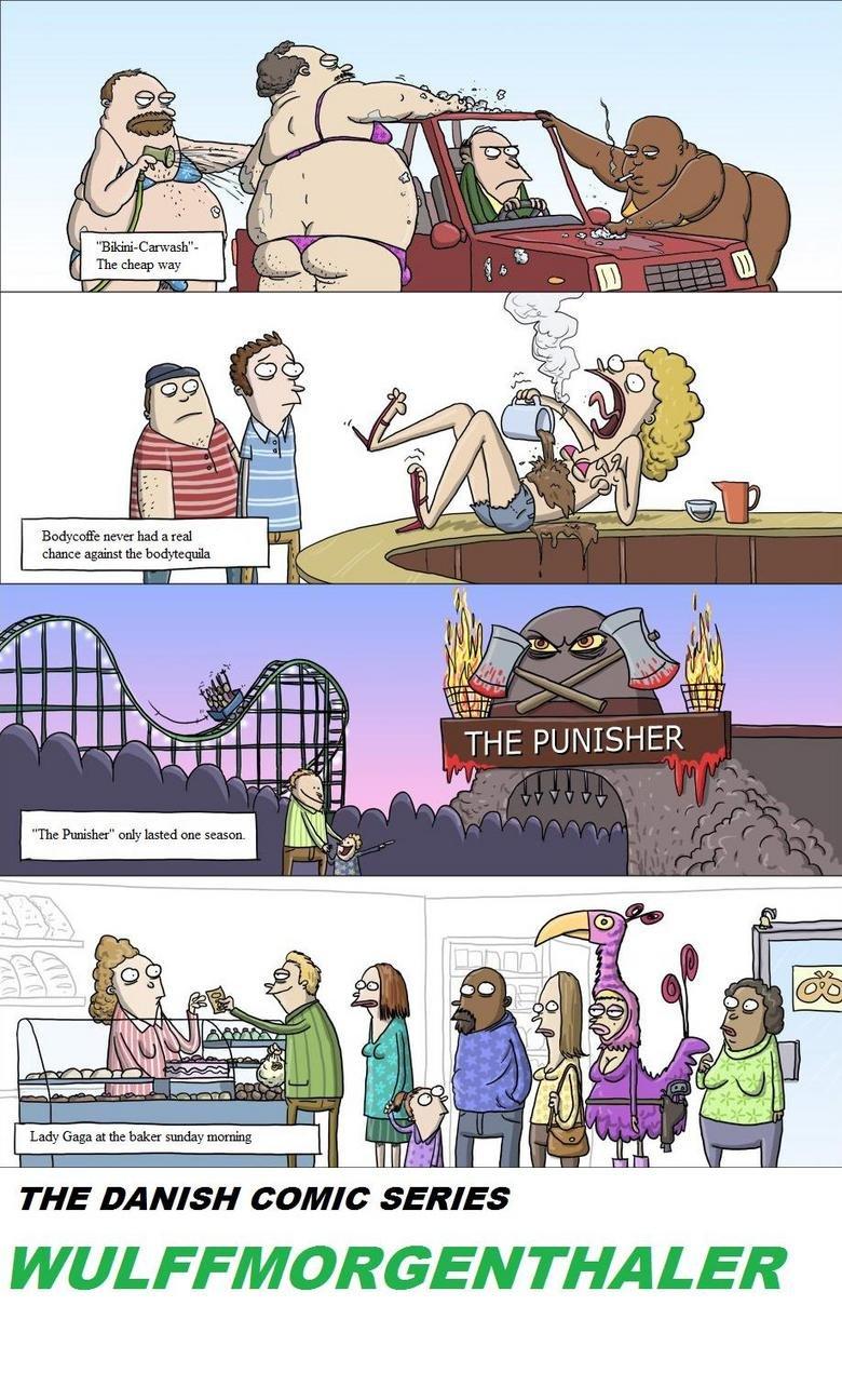 wulffmorgenthaler. Some of my fav Wulffmorgenthaler comics. Enjoy!. tit this . I THE DANISH COMIC SERIES Mir; UL FFM ORGAN THA LER. LOOOOOOOOOL NICE NICE WulffMorgenthale WM