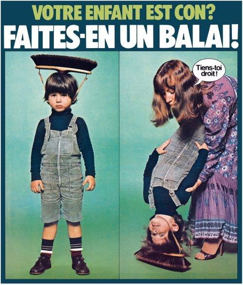Wut?. . VOTE ENFANT EST CON? FAI' |' ES' EN UN BALM! Kia] lit,. My son.