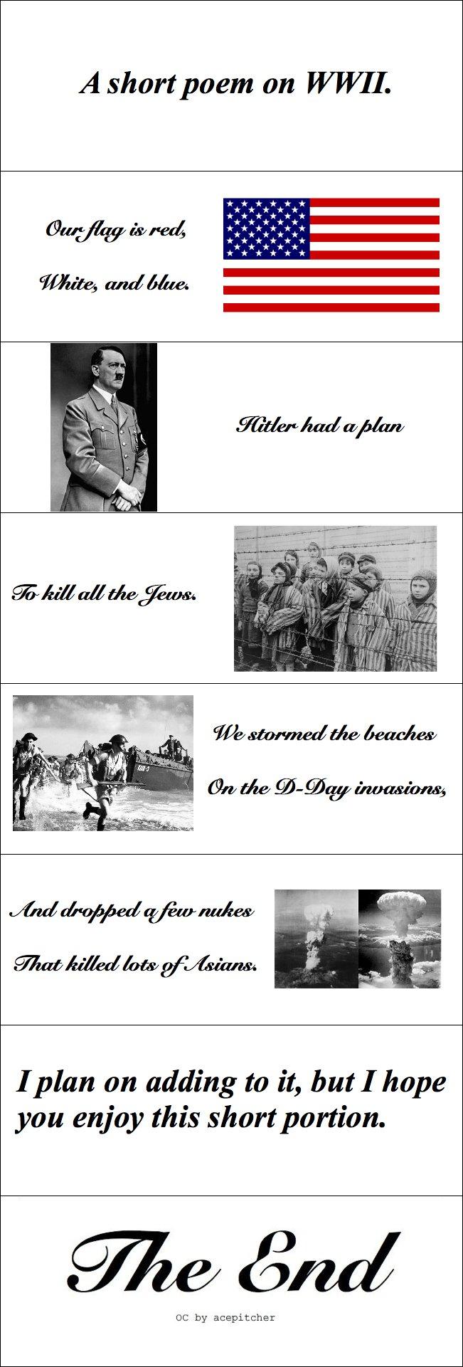 WWII Poem