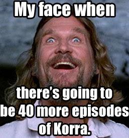 YES.. Don't believe me? Here's the link: insidetv.ew.com/2012/07/11/legend-of-korra-second-season/ It's also confirmed on the official Korra Facebook fanpage..