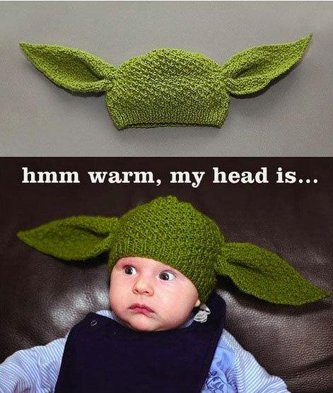 Yoda baby. .