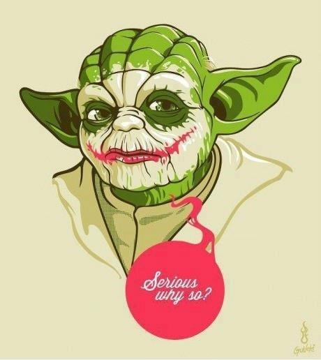 Yoda. .