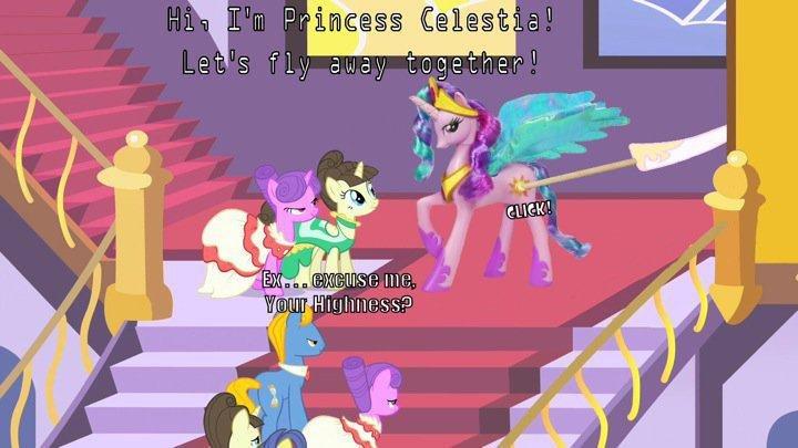 You okay princess?..... .