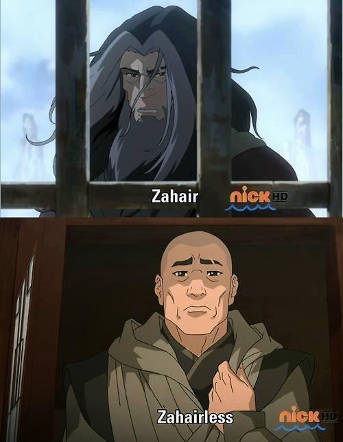 Zaheer's haircut. Do you like bald Zaheer or rasta Zaheer? .. Zabald dem puns