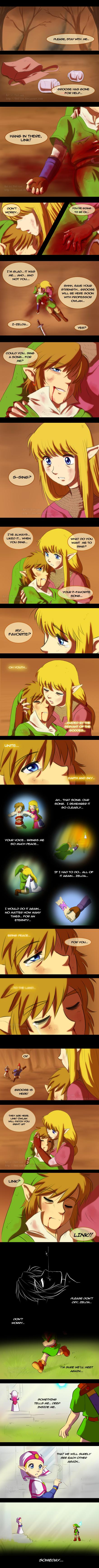 Zelda Feel's. . The Legend of Ze