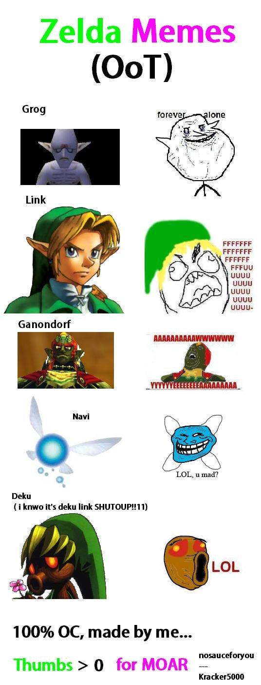 Funny Link Zelda Memes the legend of zelda the theZelda Memes