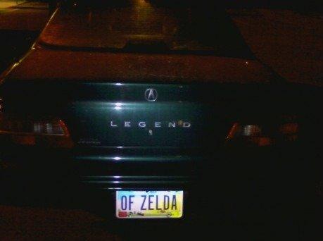 Zelda. .