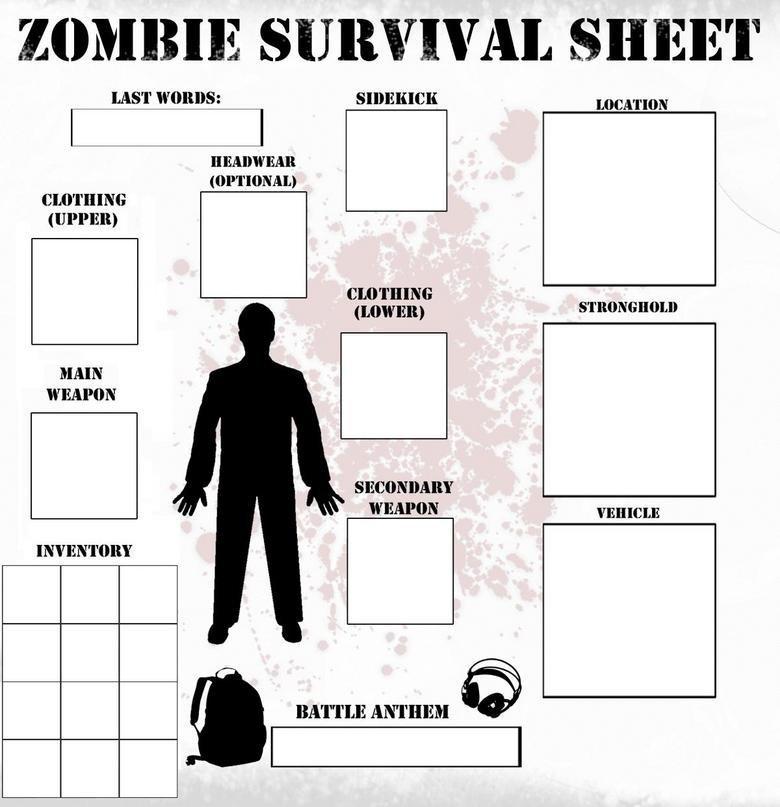 my zombie survival gui...