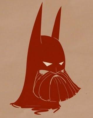 a more perfect batman. maximum Lvl batman.. My chest hair grows in the batman beyond symbol.