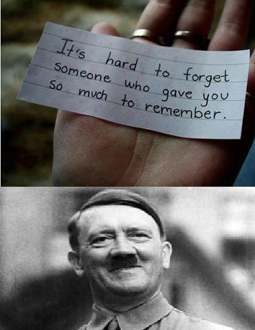 Adolf you heartbreaker. .