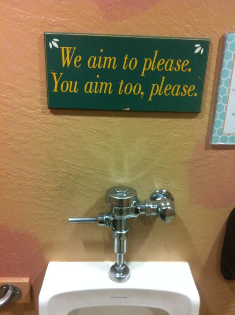 Aim to Please.. .