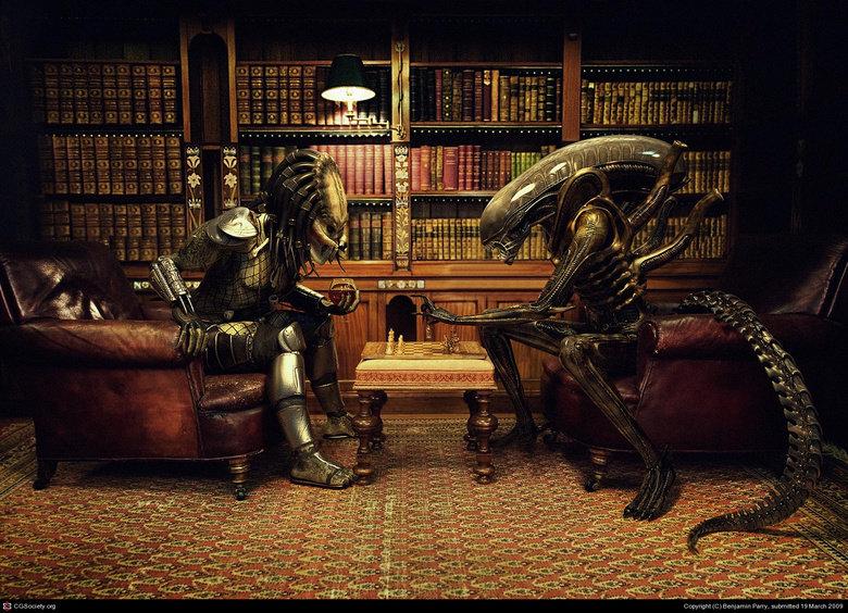 alien vs predator 3. . j gm ist Copyright (C) Benjamin Parry, March 2009