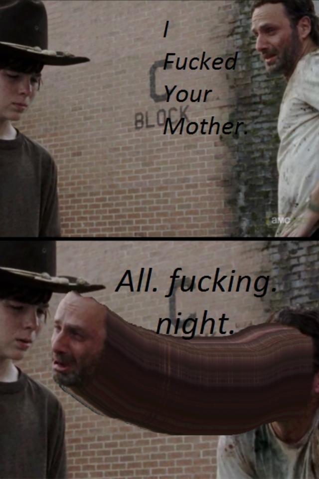 ALL FUCKIN' NIGHT. Ye... Season 4 trailer.