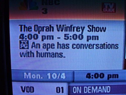 Aperah Winfrey. .