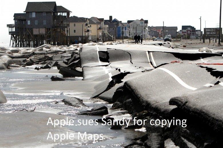 Apple and Nature. . IAI urh