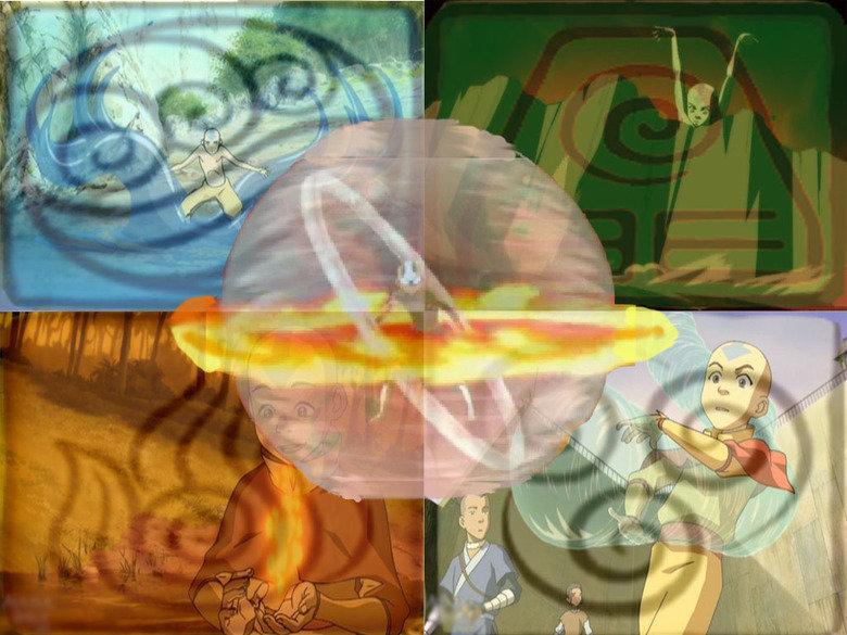 Avatar Aang. .. I should really do my homework
