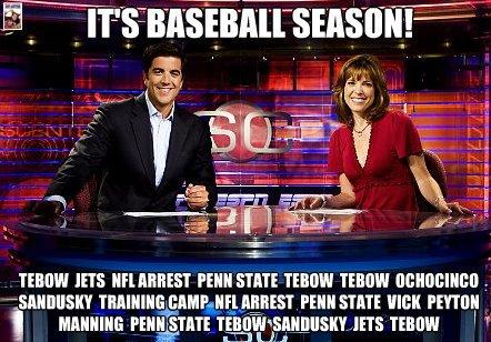 Baseball. America's pastime.