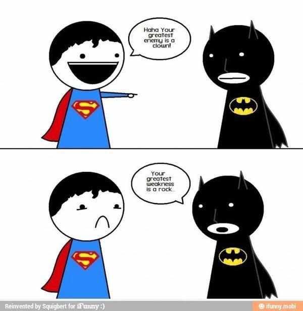 batman bin suparman. .. I know that feel.