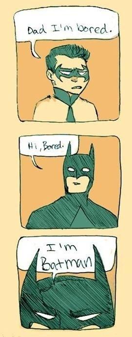 Batman. .. Sweet sweet ms paint