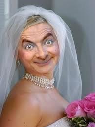 bean bride. .