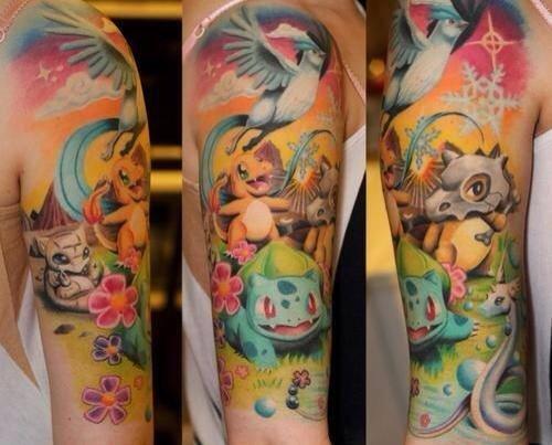 beautiful tattoo. found on interwebs not oc.. gay