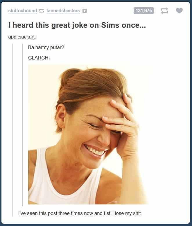 Best joke.. . I heard this greatfull an Sims ante... Ba hammy patar? GLEICH! I' seen this post threa times now and I still 1053 my .. Mfw sugueusi soiwa aaasma swaiaasiawawskasa