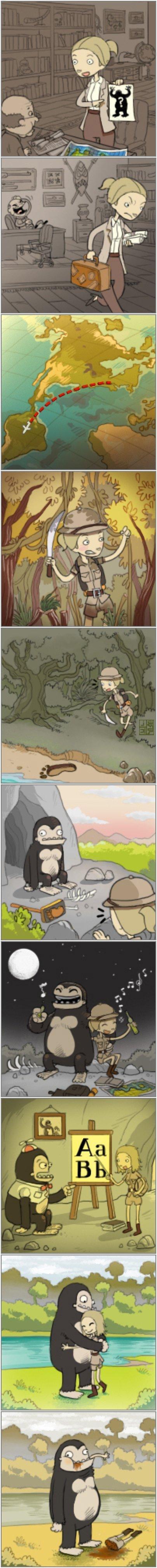 bigfoot is real. .