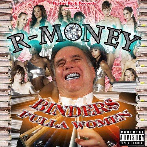 Binders fulla women!. He got dem binders fulla women! Found on .