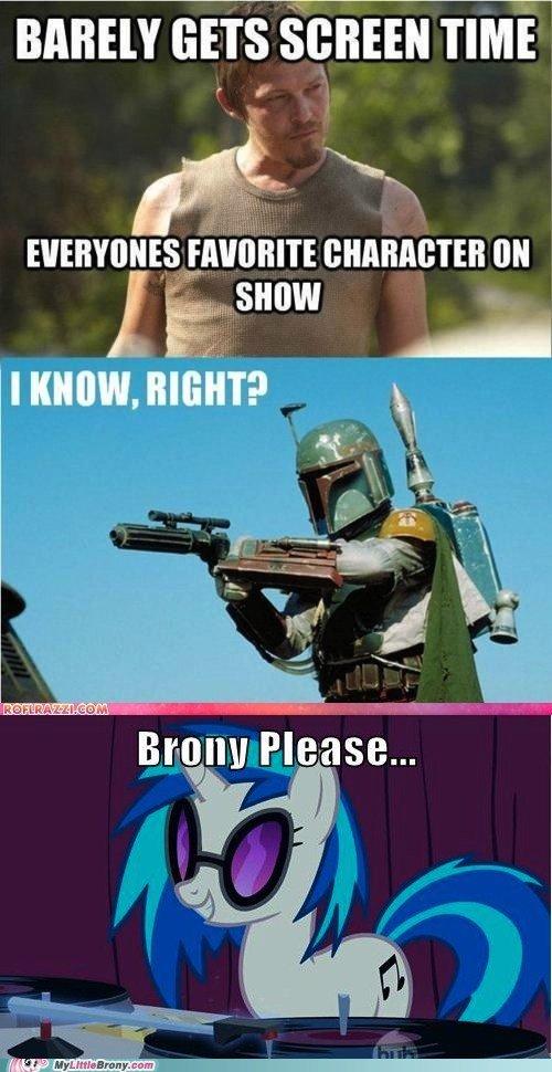 Bitch Please!. . new TIME. Good guy Daryl