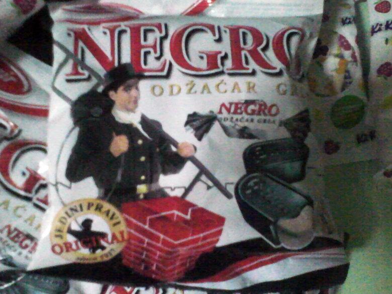 Black guy walks into a Croatian store.... ...and sees this... OOOOO DA JUGOSLAVIJA!