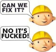 Bob The Builder. ....