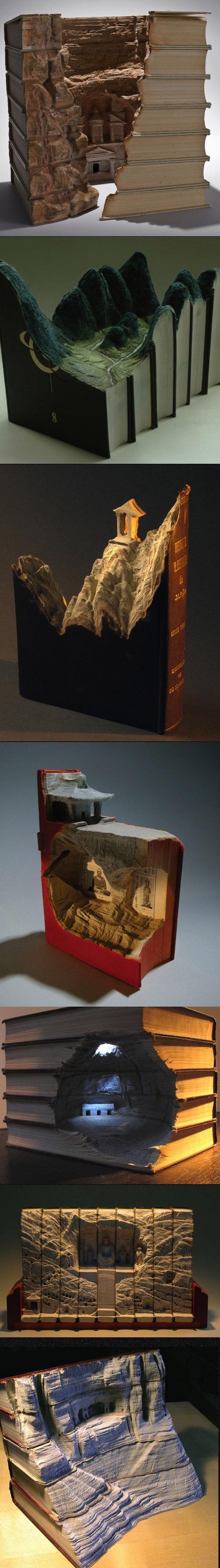 book art. .. My favorite. It's so beautiful!
