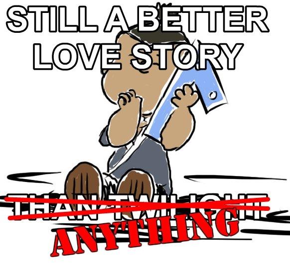 boomerang love. not a repost. Jezelf' '' ER. still a better love story.. anything.