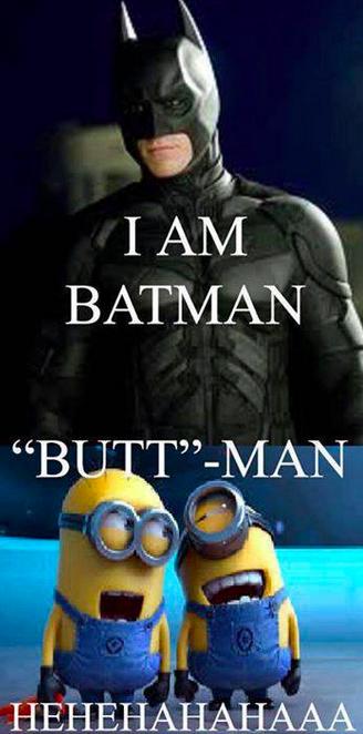 BUTT-MAN. .