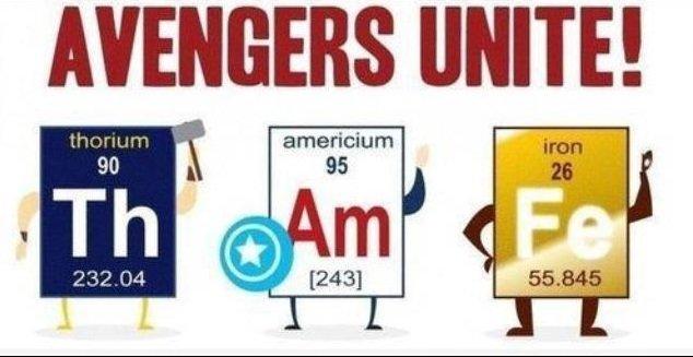CHEMISTRY!!. ERMAGERD ERVENGERS. MEMBERS |. !