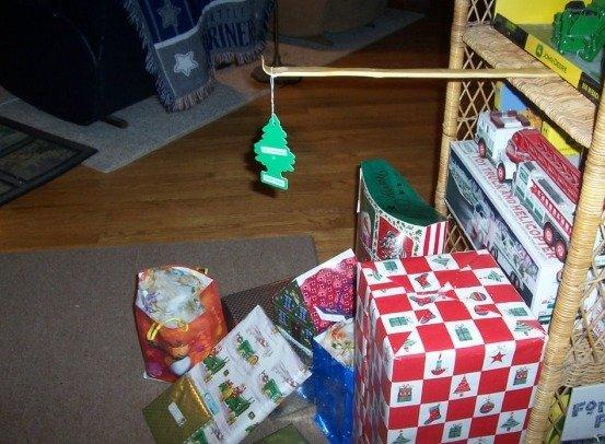 christmas tree. .