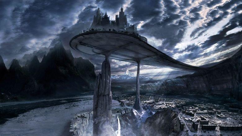 Concept City. .. i see solitude
