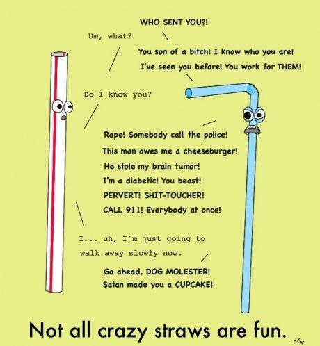 """Crazy straws. . mu. what? N Rahal sauna; man an pallet! Ptth man Milli! '"""" an HI 1111!: my brain hand In I Tau bin?! WHERE ; r, can ! an anal I... uh, In just g"""