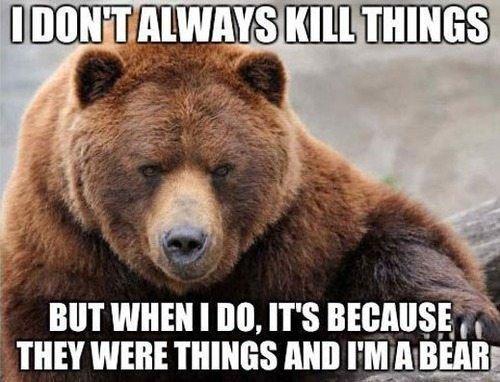 Da Bear. .