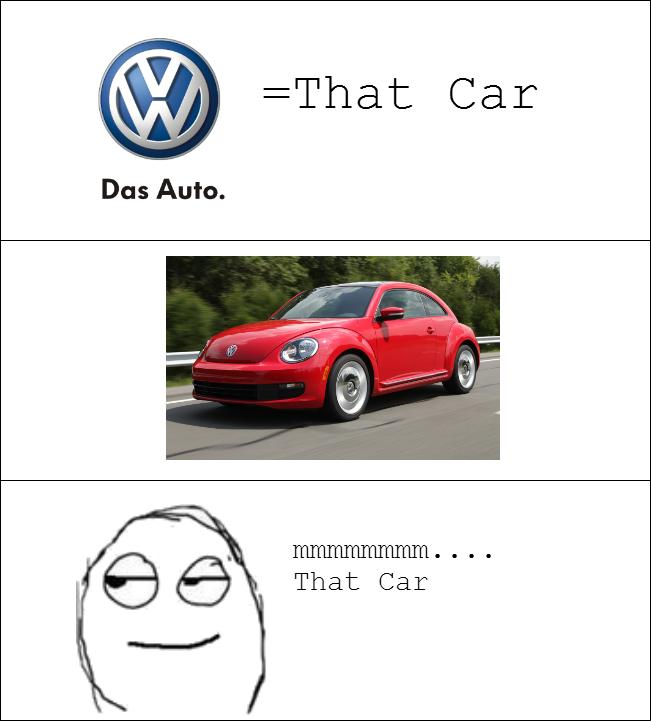 das auto. .. That's a great joke!