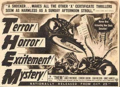 dem ants. the terror!.