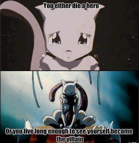 dem pokemon feels. mewtwo is the .