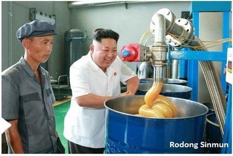 describing north korea with one photo. .. eh