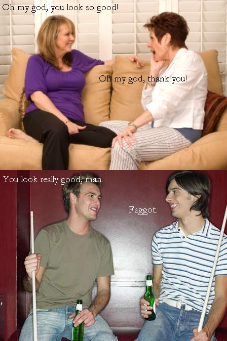 Difference Between Men and Women Part 2. Part 2. I appreciate constructive criticism.<br /> Part 5:<br /> www.funnyjunk.com/funny_pictures/486283/Di