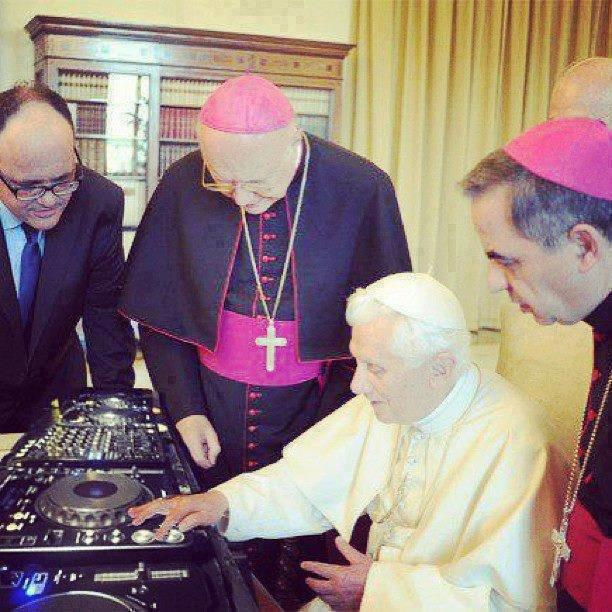 DJ Pope. .