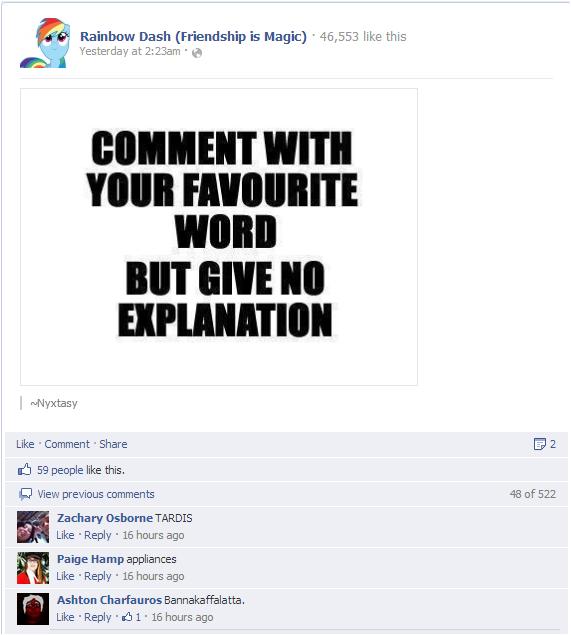 facebook. look at tags.