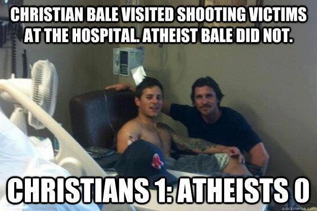 Facebook (over 9000). . CHRISTIAN Midi . AT mi AITHEIST BALE BIB MIT. I Allis . .. Wow! I haven't seen this already!