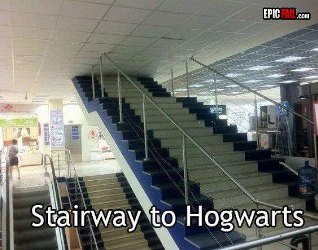 Fail StairCase. Fail.