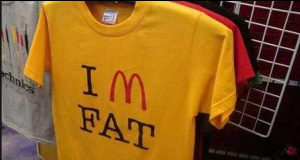 Fat. .. I'm